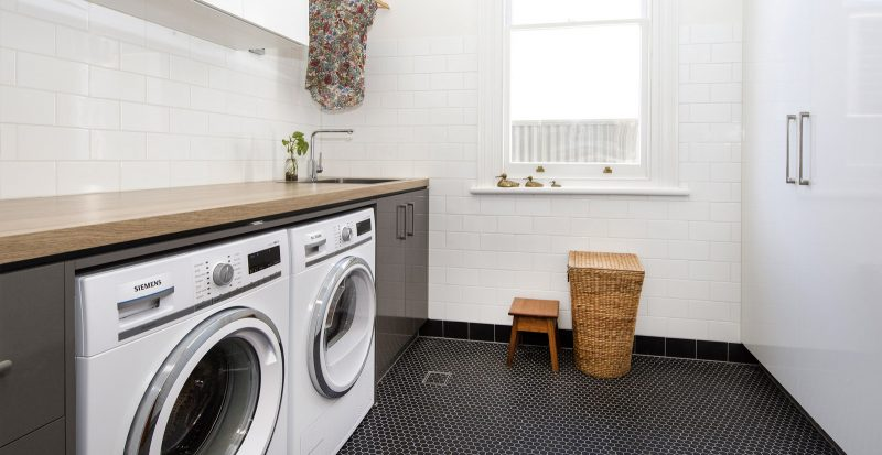 laundry renovations Australia